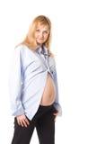 Γυναίκα που ένα μωρό στοκ φωτογραφία με δικαίωμα ελεύθερης χρήσης
