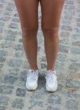 γυναίκα ποδιών s Στοκ εικόνα με δικαίωμα ελεύθερης χρήσης