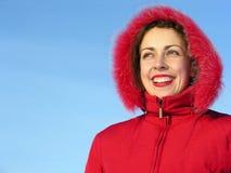 γυναίκα προσώπου Στοκ Φωτογραφίες