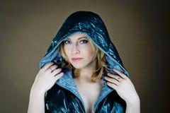 γυναίκα σακακιών Στοκ φωτογραφία με δικαίωμα ελεύθερης χρήσης