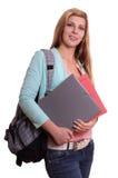 γυναίκα σπουδαστής στοκ εικόνα με δικαίωμα ελεύθερης χρήσης