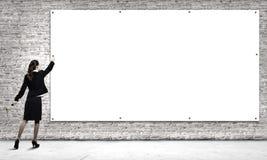 γυναίκα σφυριών Στοκ Φωτογραφίες