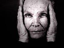 γυναίκα φρόνησης στοκ εικόνες