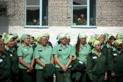 γυναίκα φυλακών Στοκ φωτογραφίες με δικαίωμα ελεύθερης χρήσης