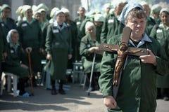 γυναίκα φυλακών Στοκ Εικόνες
