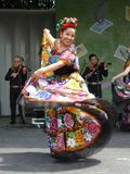 γυναίκα χορευτών Στοκ Εικόνα
