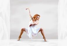 γυναίκα χορευτών Στοκ εικόνα με δικαίωμα ελεύθερης χρήσης