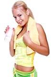 γυναίκα ύδατος εκμετάλ&lambd στοκ φωτογραφία με δικαίωμα ελεύθερης χρήσης