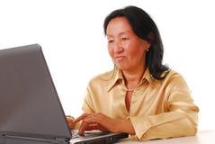 γυναίκα 14 επιχειρήσεων στοκ φωτογραφία με δικαίωμα ελεύθερης χρήσης
