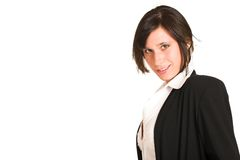 γυναίκα 273 επιχειρήσεων Στοκ εικόνες με δικαίωμα ελεύθερης χρήσης