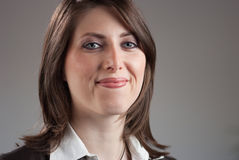γυναίκα 3 επιχειρήσεων Στοκ εικόνα με δικαίωμα ελεύθερης χρήσης