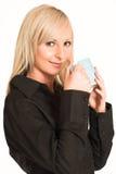 γυναίκα 300 επιχειρήσεων Στοκ φωτογραφία με δικαίωμα ελεύθερης χρήσης