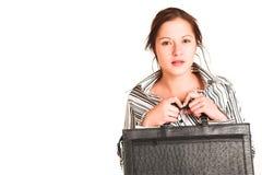 γυναίκα 331 επιχειρήσεων Στοκ φωτογραφία με δικαίωμα ελεύθερης χρήσης