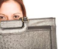 γυναίκα 335 επιχειρήσεων Στοκ εικόνες με δικαίωμα ελεύθερης χρήσης