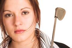 γυναίκα 343 επιχειρήσεων Στοκ εικόνα με δικαίωμα ελεύθερης χρήσης