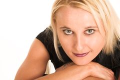 γυναίκα 378 επιχειρήσεων Στοκ εικόνα με δικαίωμα ελεύθερης χρήσης