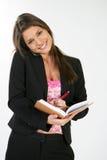 γυναίκα 4 επιχειρήσεων στοκ φωτογραφία με δικαίωμα ελεύθερης χρήσης