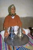Γυναίκα Berber Στοκ Εικόνες