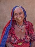 Γυναίκα Bishnoi Στοκ εικόνες με δικαίωμα ελεύθερης χρήσης