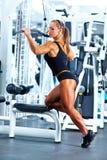 Γυναίκα bodybuilder Στοκ Εικόνες