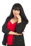 γυναίκα brunette στοκ εικόνα