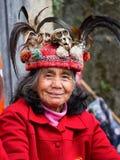 Γυναίκα Ifugao Στοκ Εικόνες