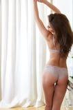 Γυναίκα lingerie Στοκ Φωτογραφίες