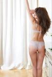 Γυναίκα lingerie Στοκ Φωτογραφία