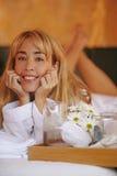 γυναίκα SPA στοκ εικόνες με δικαίωμα ελεύθερης χρήσης