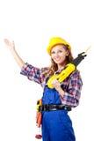 γυναίκες εργαζόμενος κ Στοκ Εικόνες