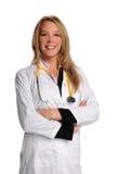 γυναίκες νοσοκόμα γιατρών Στοκ Φωτογραφία