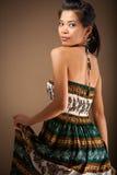 Γυναίκες ομορφιάς που τίθενται Στοκ φωτογραφίες με δικαίωμα ελεύθερης χρήσης