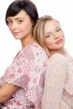 γυναίκες ομορφιάς Στοκ εικόνες με δικαίωμα ελεύθερης χρήσης