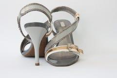γυναίκες παπουτσιών το&upsi Στοκ Φωτογραφίες