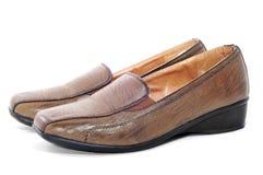 γυναίκες παπουτσιών Στοκ Εικόνες