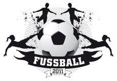 γυναίκες ποδοσφαίρου &tau Στοκ φωτογραφίες με δικαίωμα ελεύθερης χρήσης