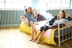 γυναίκες σπορείων Στοκ φωτογραφία με δικαίωμα ελεύθερης χρήσης
