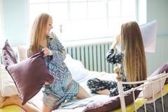γυναίκες σπορείων Στοκ εικόνα με δικαίωμα ελεύθερης χρήσης