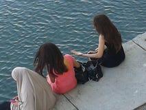 Γυναίκες Στοκ φωτογραφίες με δικαίωμα ελεύθερης χρήσης