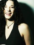 γυναικεία γέλια στοκ φωτογραφία με δικαίωμα ελεύθερης χρήσης