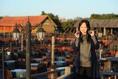 γυναικεία ηλιοφάνεια Στοκ Εικόνα