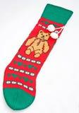 γυναικεία κάλτσα Χριστ&omicro Στοκ Εικόνες