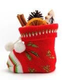 γυναικεία κάλτσα Χριστο στοκ εικόνα με δικαίωμα ελεύθερης χρήσης