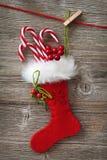 γυναικεία κάλτσα Χριστο στοκ εικόνες με δικαίωμα ελεύθερης χρήσης