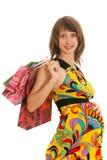 γυναικείες έγκυες όμορ& στοκ εικόνα