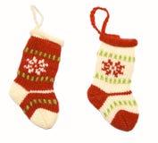 γυναικείες κάλτσες δύ&omicron Στοκ Φωτογραφίες