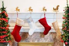 γυναικείες κάλτσες πυ&rh στοκ εικόνες