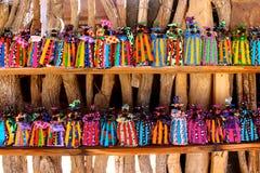 Γυναικείες κούκλες αγελάδων Herero Στοκ Εικόνα