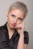 γυναικείες λυπημένες νεολαίες Στοκ Εικόνες