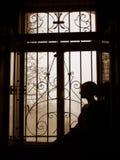 γυναικείοι παλαιοί χρόν&omicr Στοκ Φωτογραφίες